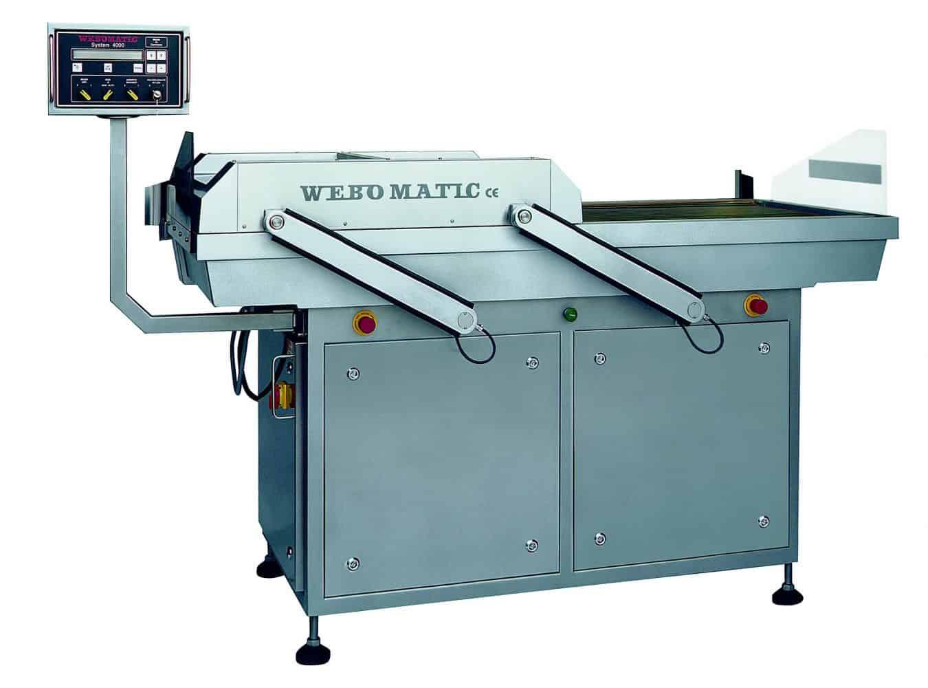 Halvautomatisk vakuumpakker fra webomatic model.PNC20