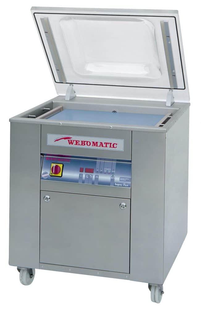 Vakuumpakker Supermax fra Webomatic