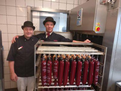 Ny røgovn fordobler salget af pølser hos Kvickly i Haderslev